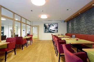 Best Western Plus Hotel Bahnhof - Restaurant