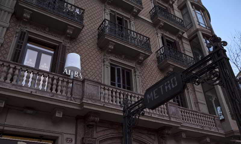 Anba Bed&breakfast Deluxe Barcelona Only Adult