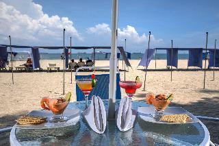Santorini Resort - Strand