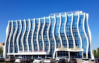Royal Park Hotel & Spa, Kerey And Zhanibek Khans…