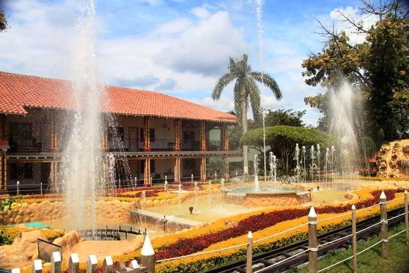 Campestre Las Camelias, A 2 Km, Del Parque Del Cafe…
