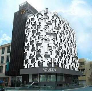 Aqueen Hotel Jalan Besar (SG Clean Certified) - Generell