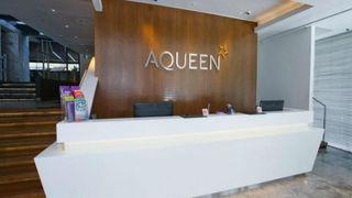 Aqueen Hotel Jalan Besar (SG Clean Certified) - Diele