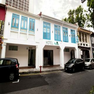 Hotel NuVe - Generell