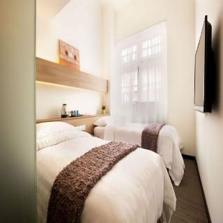 Hotel NuVe - Zimmer