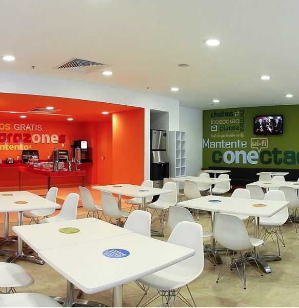 Cancun Hotels:One Cancun Centro