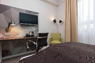 Best Western Plus Adhem Hotel - Zimmer