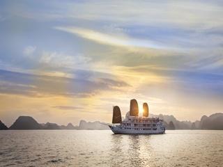 Aphrodite Cruises, Halong Bay, Quang Ninh, Vietnam,