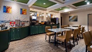San Francisco Hotels:Best Western Plus John Muir Inn