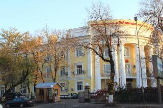 Soluxe Hotel Almaty, 110/60, Furmanov Avenue,110/60