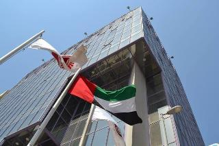 Strand Hotel, Tourist Club, Abu Dhabi,