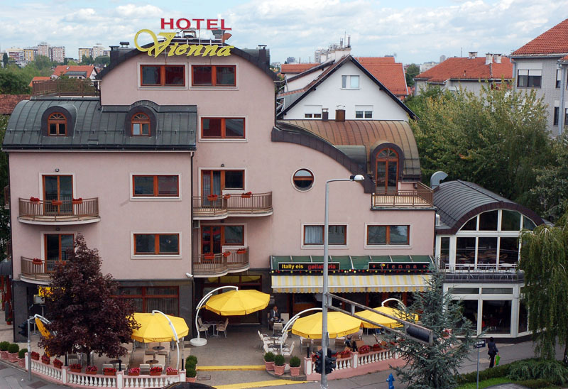 Vienna, Zagrebacka Cesta,211