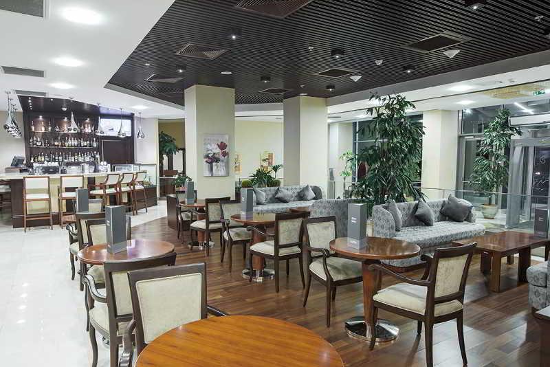 Dedeman Oskemen Tavros Hotel - Bar