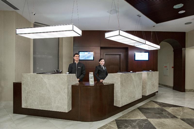 Dedeman Oskemen Tavros Hotel - Diele