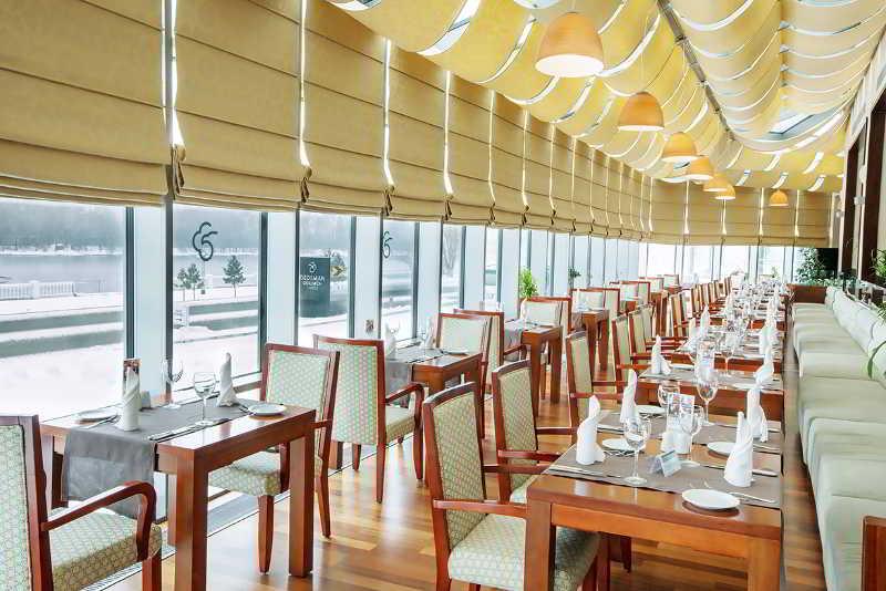 Dedeman Oskemen Tavros Hotel - Restaurant