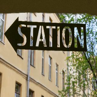 Station Hotels K43, St Petersburg