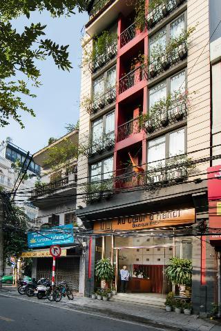 Au Coeur Hanoi Hotel, 62 Hang Be, Hoan Kiem, Hanoi,