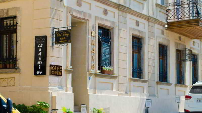 Old City Inn Hotels - Generell