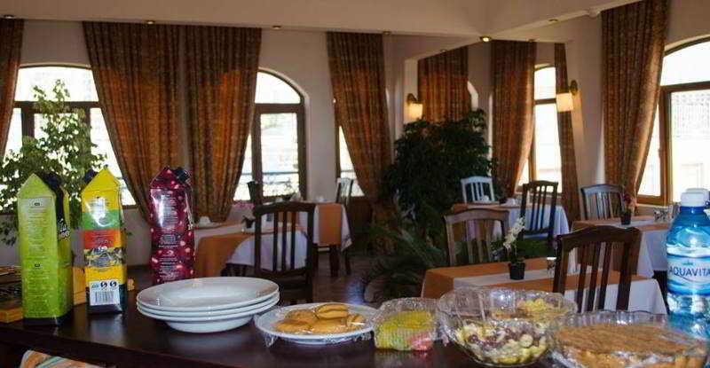 Old City Inn Hotels - Restaurant