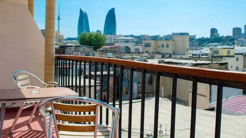 Old City Inn Hotels - Terrasse