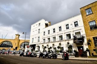 Kings Cross Inn, Euston Road,9-11