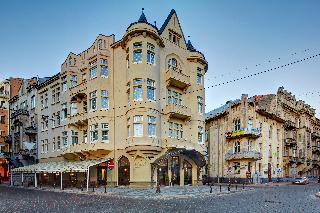 Atlas Deluxe Hotel, Shevchenka Ave,27
