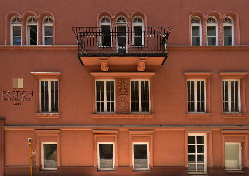 Bastion Hotel Budapest, Bastya U.,20