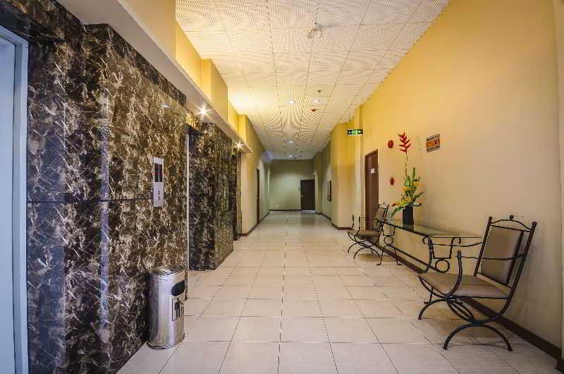 Shaw Residenza Suites - Generell