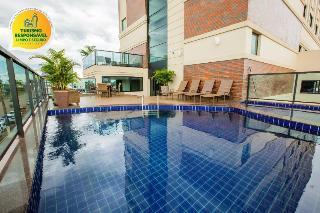 Golden Plaza Hotel, Av Governador Jorge Teixeira.…
