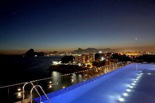 H Niteroi Hotel, Rio De Janeiro