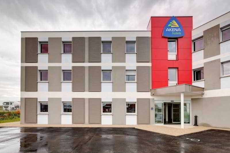 Akena City Romilly sur…, Zone Commerciale De La Belle…
