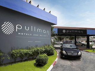 Pullman Douala, Avenue Des Cocotiers Bonanjo,35