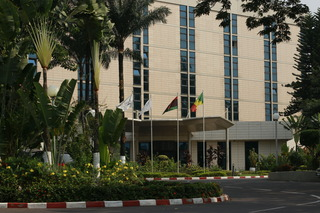 Ledger Plaza Maya Brazzaville, Avenue Auxence Ickonga,