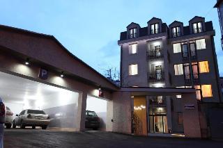 Cascade Hotel, Zarubyan Street,10/10