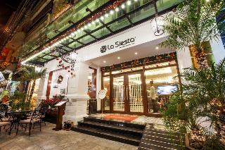 Hanoi La Siesta Hotel…, 94 Ma May St, Old Quarter,…