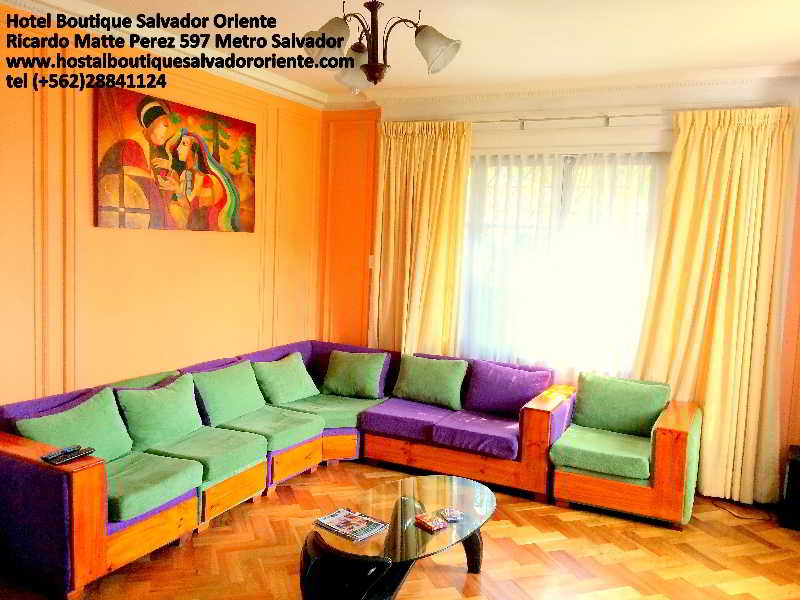 Hostal Boutique Salvador Oriente - Generell