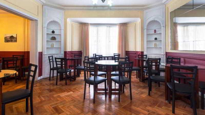 Hostal Boutique Salvador Oriente - Restaurant