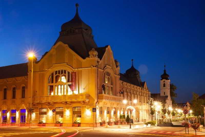 Queen Elizabeth Hotel, Dozsa Gyorgy,2
