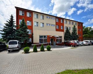 Hotel Mazovia, Paderewskiego,1c