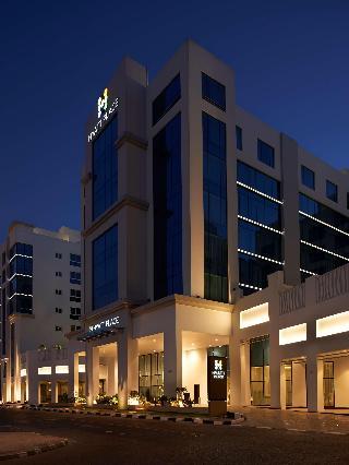 Hyatt Place Dubai/Al…, Al Rigga Road,