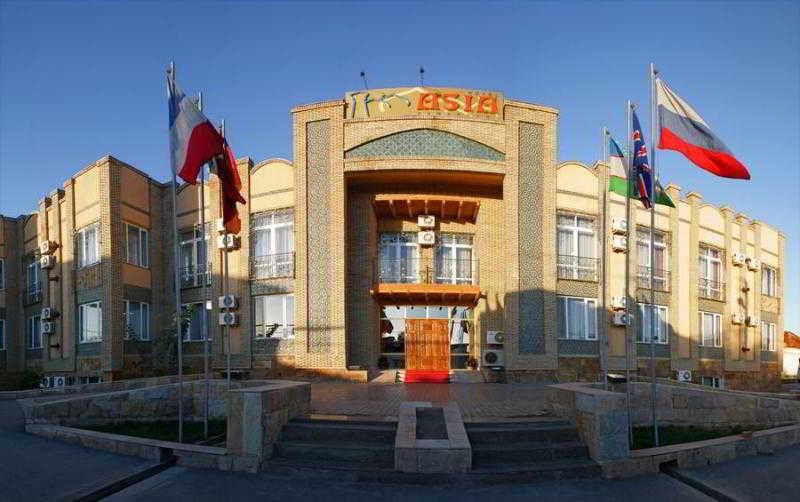 Asia Samarkand Hotel, 50, Kosh-havuz Str.,