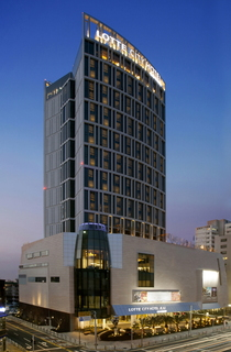 Lotte City Hotel Jeju, 83 Doryeong-ro,