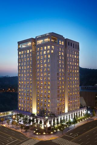 Lotte City Hotel Daejeon, No.33, Expo-ro 123beon-gil,…