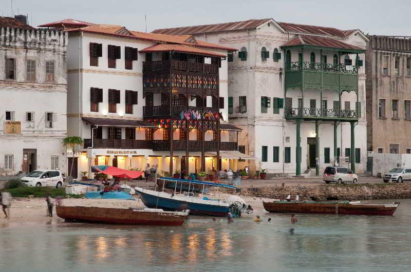 Mizingani Seafront Hotel, Mizingani Street,