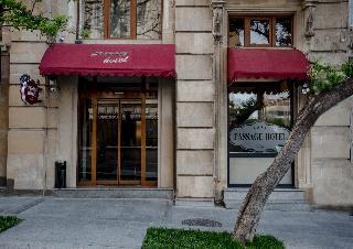 Passage Boutique Hotel - Generell