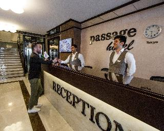 Passage Boutique Hotel - Diele