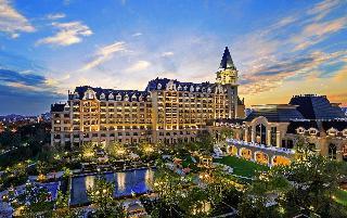 Hilton Qingdao Golden…, 1 Jia Liang Jiang Rd East,