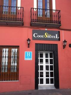 Cool Sevilla Hotel, C/ DoÑa Maria Coronel,12