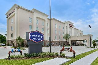 Hampton Inn And Suites Harvey