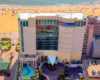 Hilton Garden Inn Virginia Beach/oceanfront